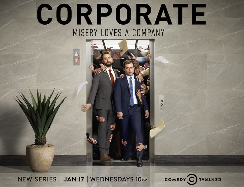 Corporate 2x05 Vose Disponible